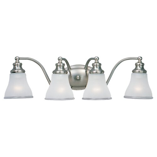 Sea Gull Lighting 4 Light Vanity Light