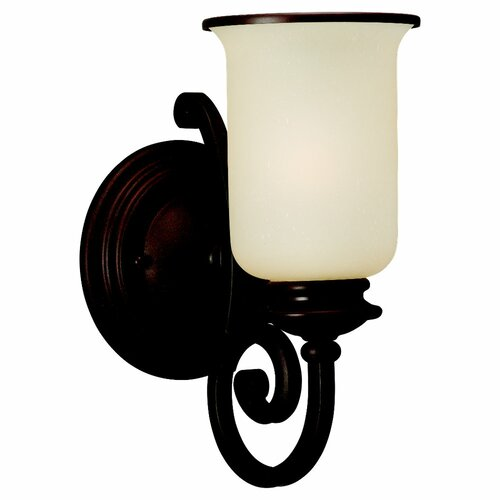 Sea Gull Lighting Acadia 1 Light Wall Sconce