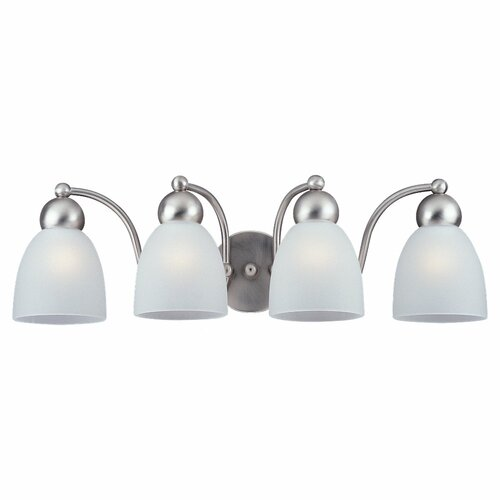 Sea Gull Lighting Metropolis 4 Light Vanity Light