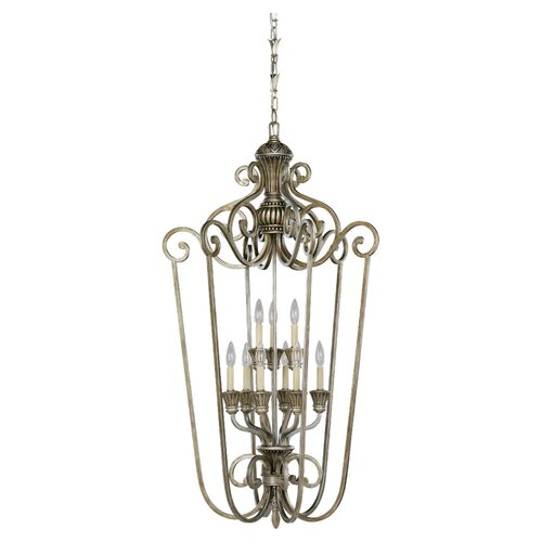 Highlands 9 Light Foyer Pendant