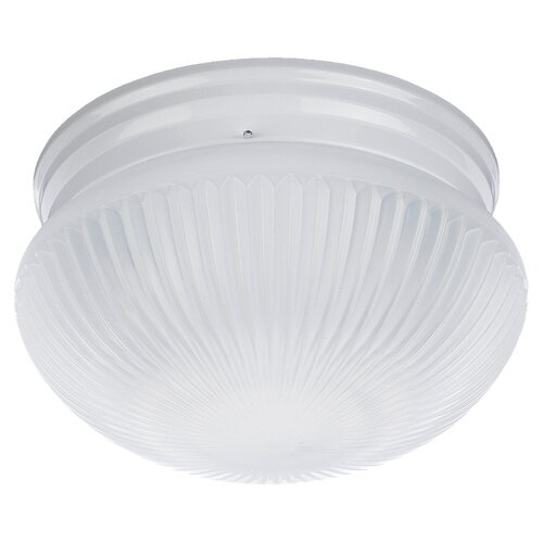 Sea Gull Lighting Webster 2 Light Flush Mount