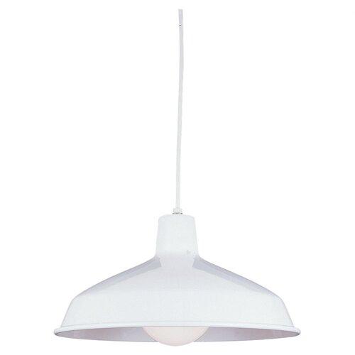 Sea Gull Lighting Single Light Pendant