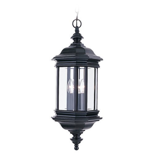Sea Gull Lighting Hill Gate 3 Light Outdoor Pendant