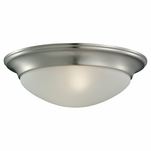 Sea Gull Lighting Nash 1 Light Flush Mount