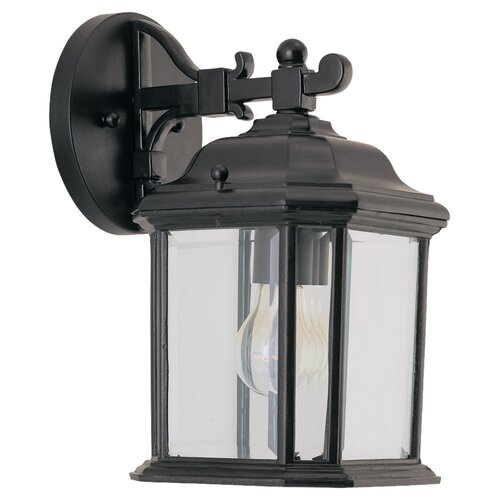 Sea Gull Lighting Classic Outdoor Wall Lantern