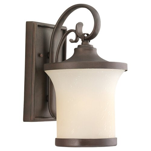 Sea Gull Lighting Del Prato 1 Light Outdoor Wall Lantern