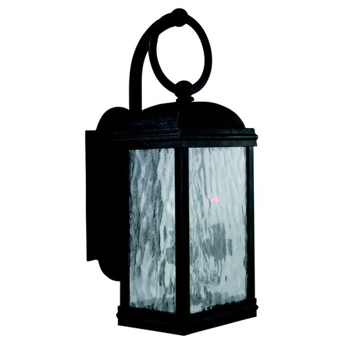 Sea Gull Lighting Branford Tall 2 Light Outdoor Wall Lantern