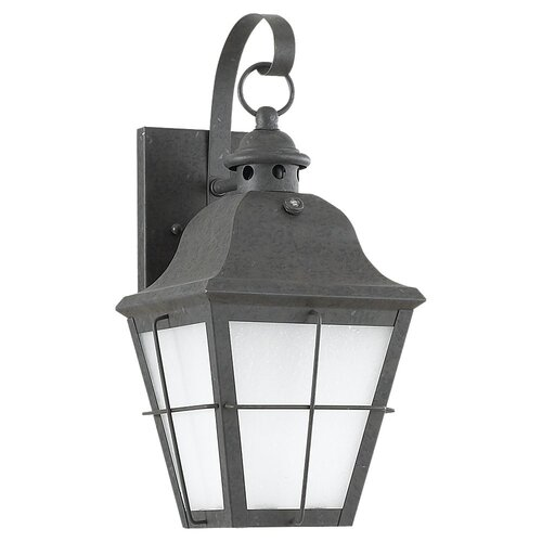 Sea Gull Lighting Chatham Outdoor Wall Lantern
