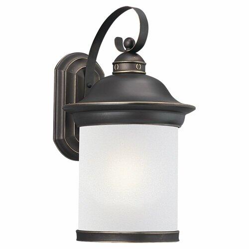 Sea Gull Lighting Hermitage Outdoor Wall Lantern