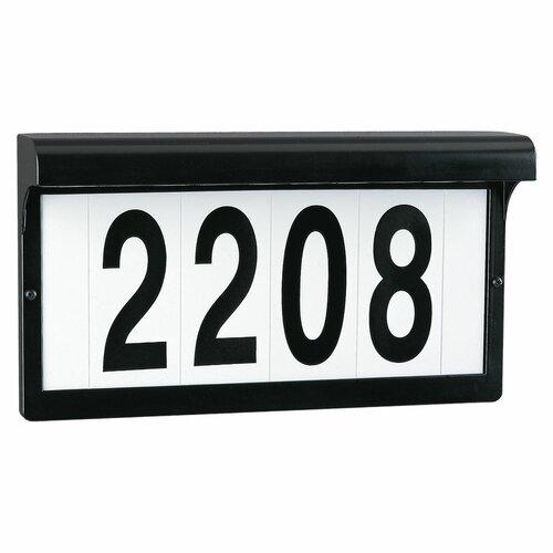 Sea Gull Lighting Light Address Plate