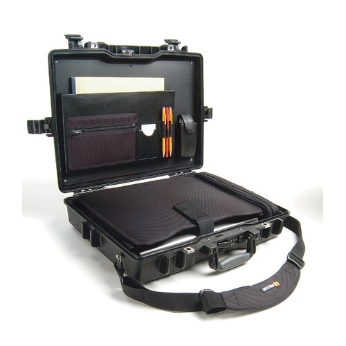 Pelican Products Deluxe Laptop Attache Case