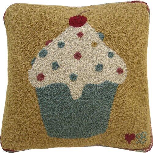 Cupcakes Square Pillow
