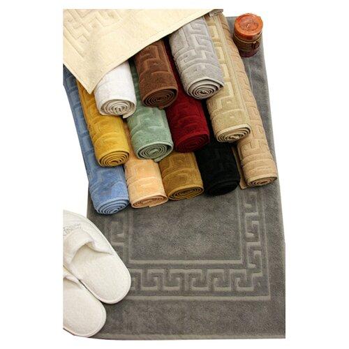 Simple Luxury Superior 900 GSM Egyptian Cotton 2-Piece Bath Mat Set