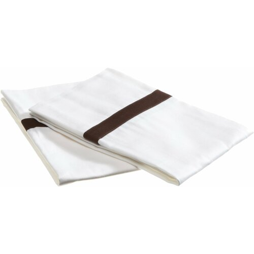 Simple Luxury Hotel Collection 300 Thread Count Cotton Pillowcase Pair
