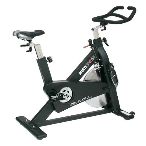 Multisports Endurocycle Belt Driven Indoor Cycling Bike