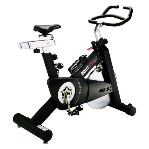 Multisports Endurocycle Belt Driven Indoor Cycling Bike