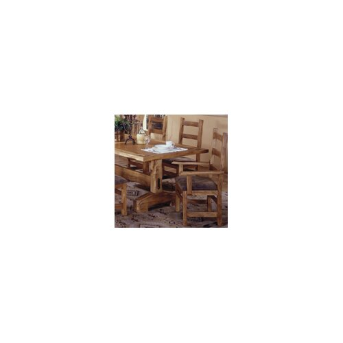 Artisan Home Furniture Lodge 100 Ladderback Arm Chair