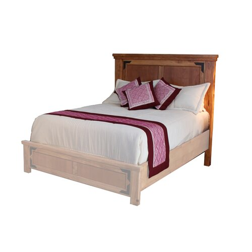 Artisan Home Furniture 100 Lodge 6/0 Platform Bed Footboard