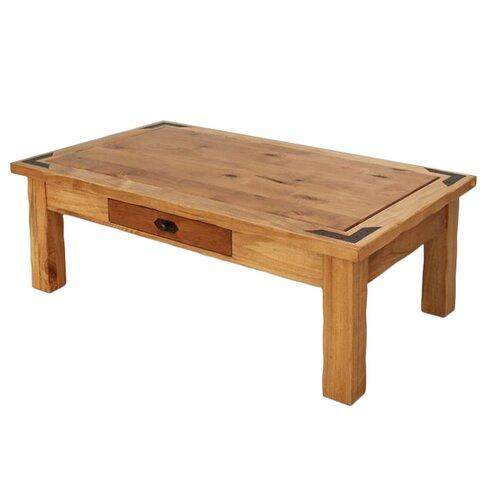 Artisan Home Furniture Lodge 100 Coffee Table Reviews Wayfair