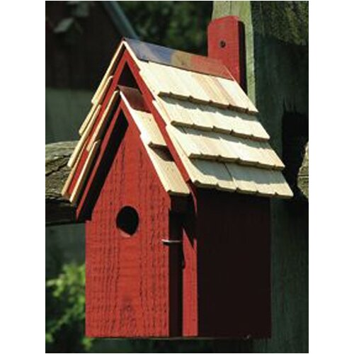 Blue Bird Manor Bird House