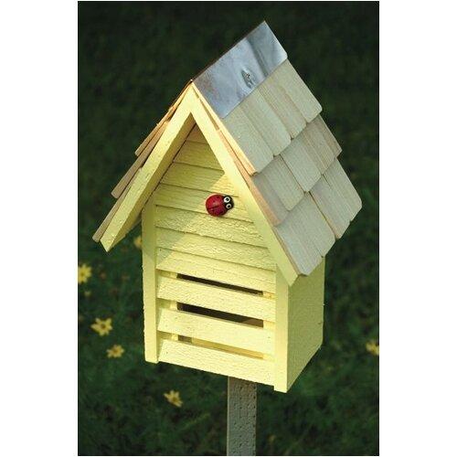 Lady Bug Loft Bug House