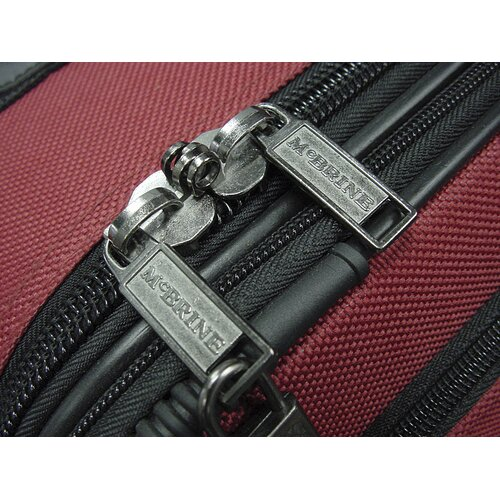 McBrine Luggage 5 Piece Upright Luggage Set