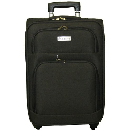 "McBrine Luggage 19"" Spinner Suitcase"