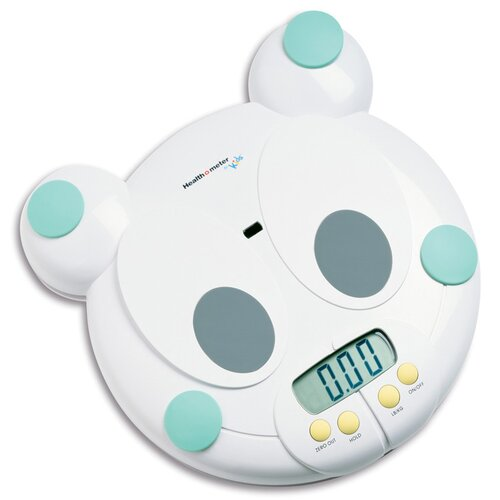 "Health o Meter 1.2"" LCD Display Infant's Scale"