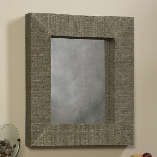 Linon Mendong Rectangle Mirror