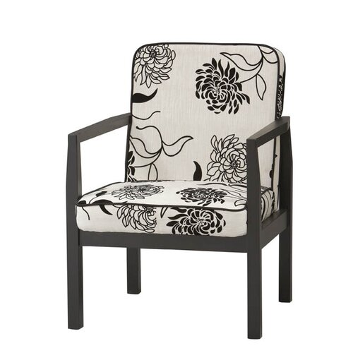 Arista Fabric Arm Chair