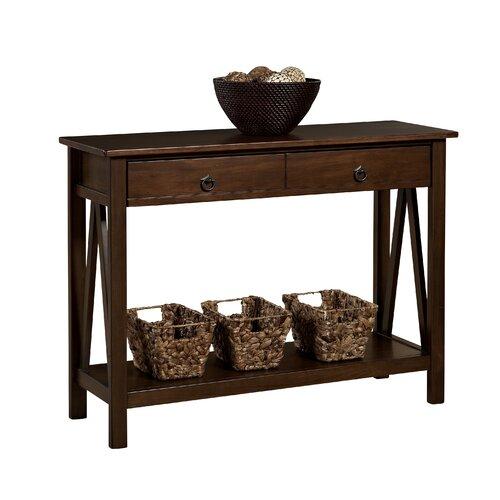 Linon Titian Console Table