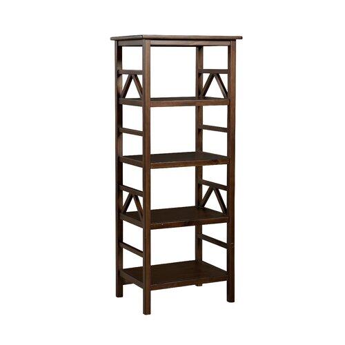 Linon Titian Multimedia Storage Rack