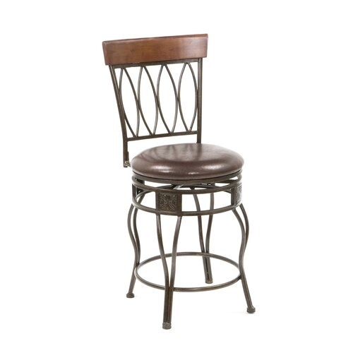 "Linon 24"" Bar Stool"