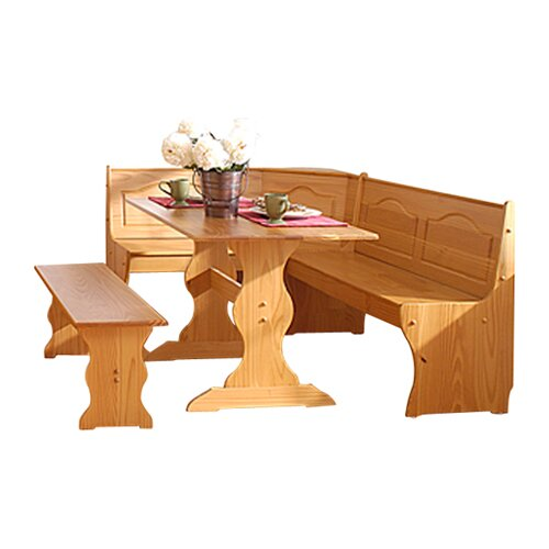 Linon Chelsea 3 Piece Dining Set