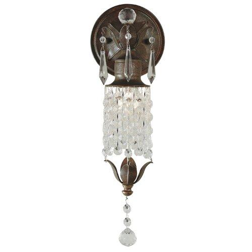 Feiss Maison De Ville 1 Light Wall Sconce Lamp