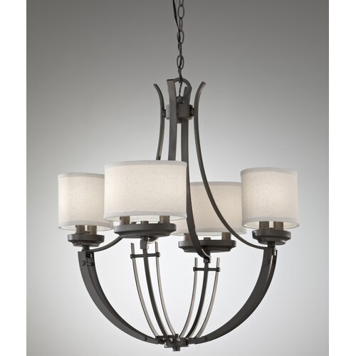 Feiss Brody 8 Light Chandelier