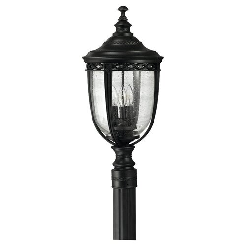 Feiss English Bridle Outdoor Post Lantern