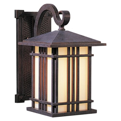 Feiss Prairie House 1 Light Outdoor Wall Lantern