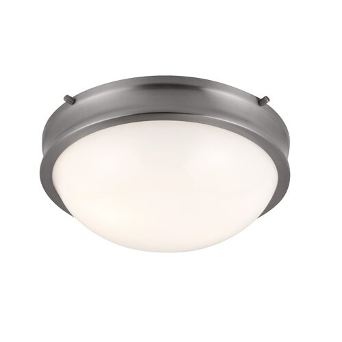 Turner 2 Light Flush Mount