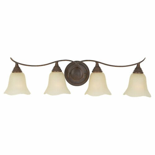 Feiss Morningside 4 Light Vanity Light