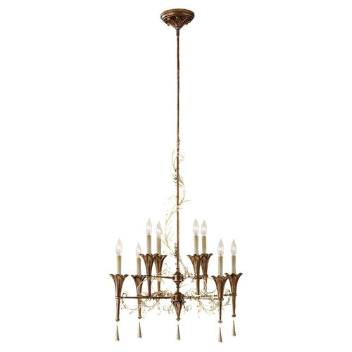Feiss Amelia 8 Light Chandelier