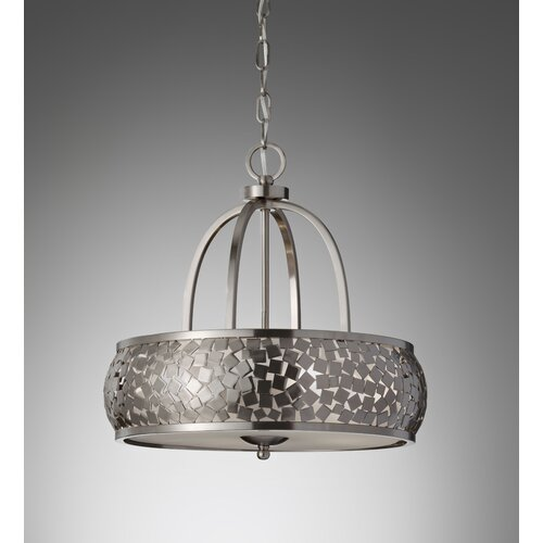 Feiss Zara 4 Light Chandelier