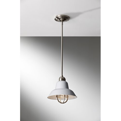 Feiss Urban Renewal 1 Light Mini Pendant