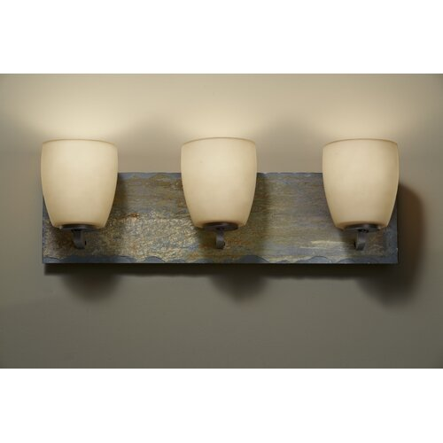 Feiss Quarry 3 Light Bath Vanity Light