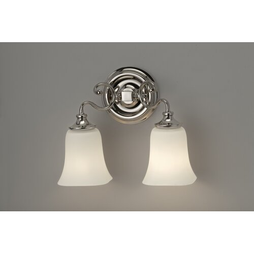 Feiss Brook Haven 2 Light Bath Vanity Light
