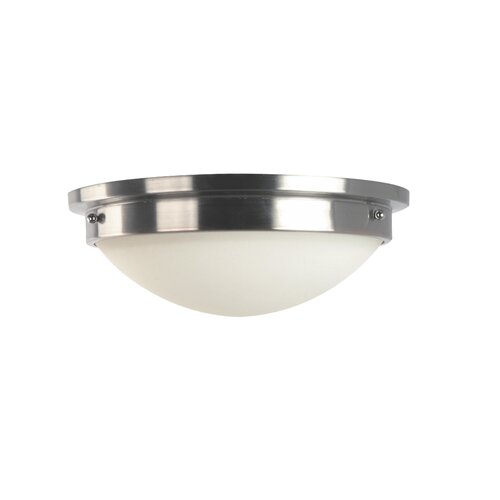 Feiss Avalon 2 Light Flush Mount