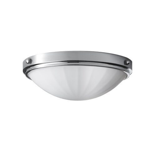 Feiss Perry 2 Light Indoor Flush Mount