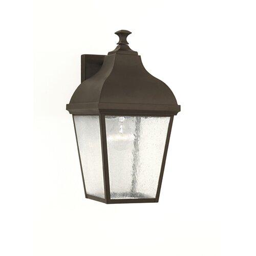 Feiss Terrace Medium Tapered Outdoor Wall Lantern