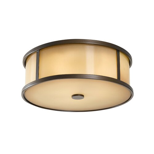 Feiss Dakota Outdoor Flush Mount