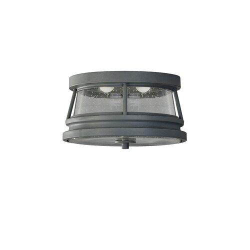 Feiss Chelsea Harbor 2 Light Outdoor Lantern